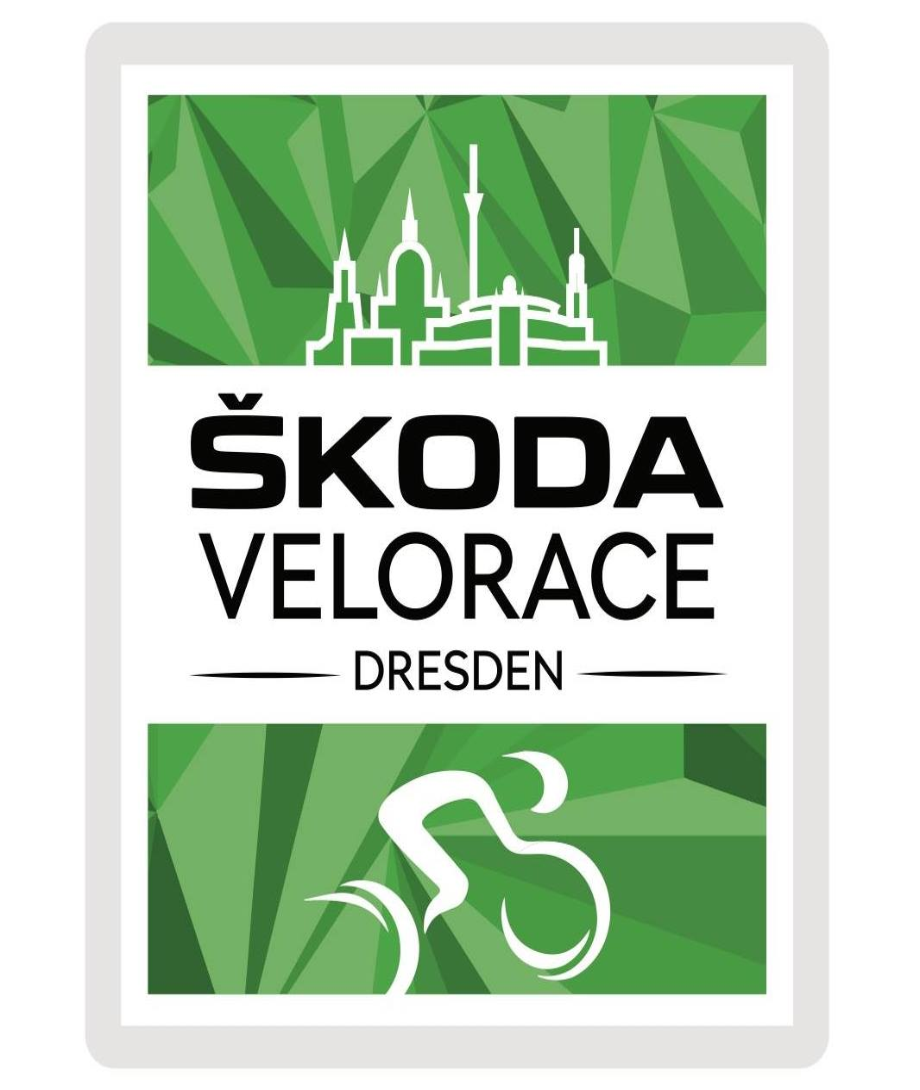 Logo von ŠKODA Velorace Dresden 2019